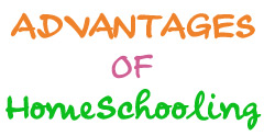 The Advantages Of Homeschooling