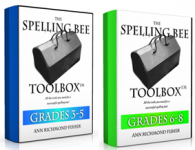 The Spelling Bee Toolbox – For Grades 3-5 and Grades 6-8